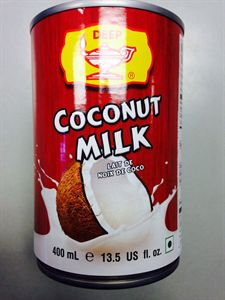 Picture of Deep Coconut Milk 400ml