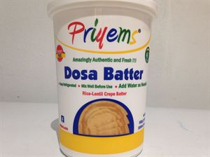 Picture of Priyems Dosa Batter 2lb.