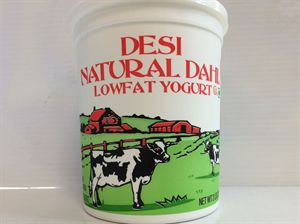 Picture of Desi Low Fat Yogurt 2lb