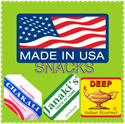 Picture for category MADE IN USA SNACKS